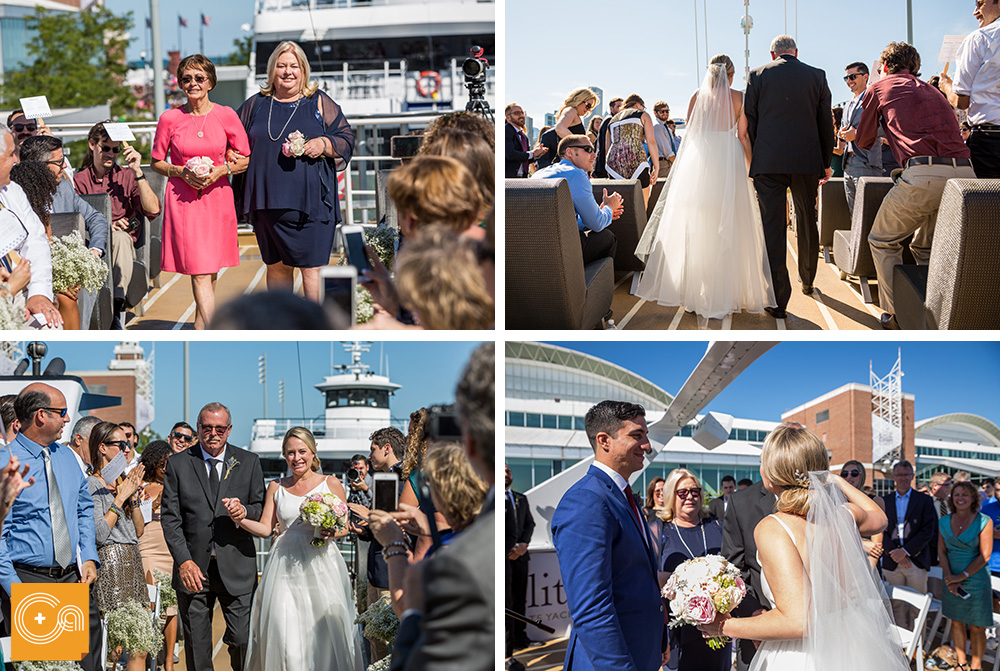 Chicago Yacht Elite Navy Pier Wedding