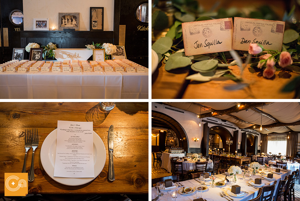 Osteria via Stato Wedding