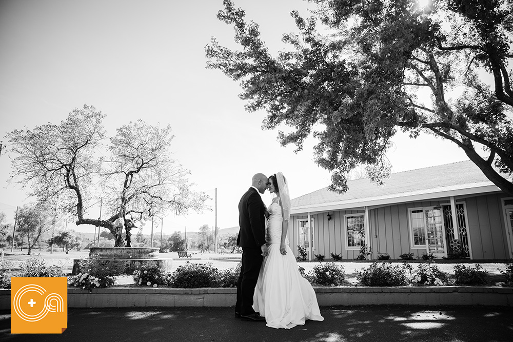 Bonnie and Alvin Wedgewood Weddings San Ramon